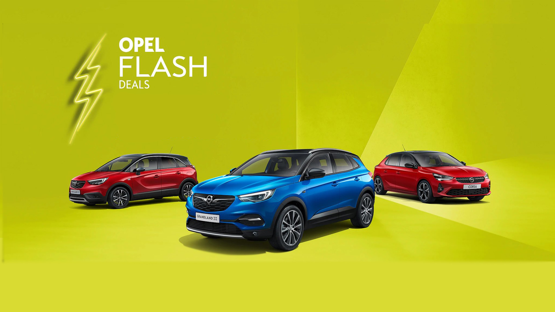Opel Flash Deals